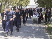 Marşul Jandarmeriei în slujba salvării vieţii a doi colegi. Cristian Onofrei este şi de această dată implicat în eveniment