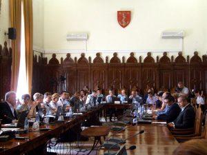 După CJ, Tribunalul Galați a dizolvat și Consiliul Municipal