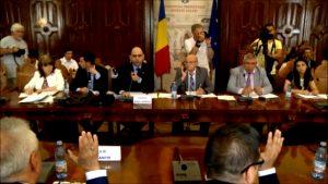 Acuzații penale la constituirea Consiliului Municipal. În sală erau 4 consilieri ALDE, dar au votat… 5!