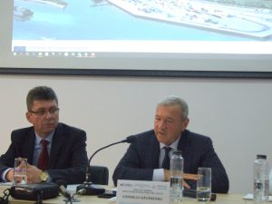 Start în proiectul terminalului intermodal. A fost lansată etapa 1, cu un buget de 25 milioane euro