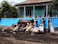 FOTOGALERIE Potopul a trecut, au rămas necazurile oamenilor