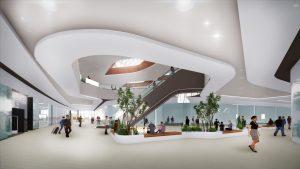 Investiție de 30 milioane euro în multiplex cu 8 săli de cinema și extinderea Galeriei Shopping City