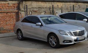 Tată și fiu, într-o filieră de trafic cu de mașini de lux: Mercedes și Toyota, furate din Norvegia