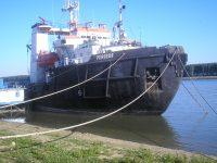 """Modernizarea navei """"Perseus"""", blocată la Guvern. Remotorizarea singurului spărgător de gheață costă 8 milioane euro"""