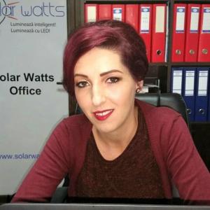 """INTERVIU Florentina Iacob (SolarWatts): Business la feminine. """" Când ai și copii, și propria afacere, trebuie să găsești un echilibru, dar pentru că este aproape imposibil de obţinut acest echilibru, trebuie să îţi setezi priorităţile"""""""