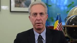 Ambasadorul Statelor Unite, Hans Klemm, în vizită la Galați
