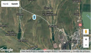 Cutremur în zona Galaţiului. A avut magnitudinea de 2 grade şi s-a produs la adâncimea de 4 km