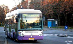 Iată cum vor arăta cele 14 troleibuze (noi) Skoda, care vor circula pe străzile Galaţiului din septembrie