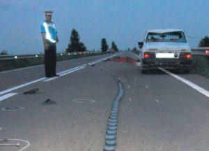 După descinderea Parchetului General, sunt cercetați de DGA polițiștii din Tecuci care au deturnat ancheta unui grav accident