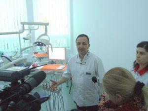 Parteneriat între Universitate și Primărie: Centru de Medicină Dentară pentru tratamentele gălățenilor cu venituri mici