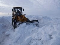 Iarnă grea în nordul județului: 53 de localități fără energie, 2 drumuri județene închise și 13 sectoare de drum blocate