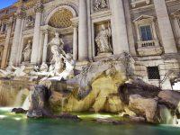Un milion și jumătate de dolari în Fontana di Trevi. Vezi la ce sunt folosiţi banii
