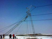 Coșmarul continuă. A 5-a zi fără energie electrică pentru zeci de mii de locuitori din comunele gălățene