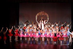 Poveşti în dans de balet. FOTOGALERIE