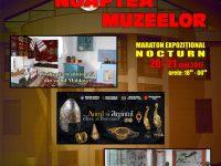 Sâmbătă 20 mai 2017 – Noaptea Muzeelor. Vezi unde şi ce poţi vizita la Galaţi, GRATUIT