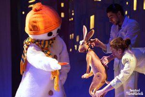 """Premiile Festivalului """"Gulliver"""". """"Marele Premiu"""" a fost câștigat de """"Omul de Zăpadă care voia să întâlnească soarele"""""""