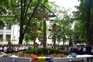 La marele praznic al Înălţării Domnului, în Arhiepiscopia Dunării de Jos au fost cinstiți eroii neamului