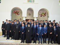 """Absolvenții Seminarului """"Sf. Apostol Andrei"""" susțin examenul de atestare a competenţelor"""