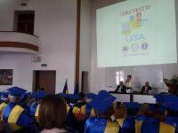 """A absolvit """"Universitatea Vârstei a Treia"""" prima promoție de 160 de studenți seniori, de 70-80 de ani"""