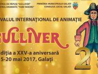 """O săptămâna de spectacole pentru copii şi părinţi: Mâine începe Festivalul """"Gulliver"""". Vezi ce piese şi ce activităţi vor avea loc"""