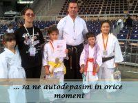 In acest weekend, la Galaţi: Campionatul Naţional de Karate Tradiţional