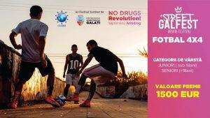 Mâine ȋncepe Festivalul No Drugs Revolution – Street Galfest