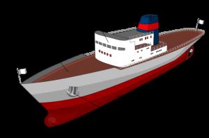 Guvernul finanțează construirea unei nave pentru cercetări maritime, care va fi proiectată la ICEPRONAV
