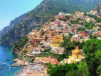 O vară minunată pe Coasta Amalfitană!
