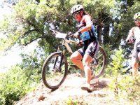 """FOTOGALERIE. """"Ţiglina XCO"""", unic în țară: mountainbike în mijlocul orașului"""