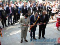 """FOTOGALERIE. A fost inaugurat noul sediu al Primăriei. Ionuț Pucheanu: """"Am scăpat de vechile metehne, vom avea un nou început"""""""