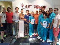 Tatiana Vrabie – Art Therapy Center: VITALIZARE, ENERGIE, ECHILIBRU, DECONTRACTURARE, ARMONIE. Ȋntr-un cuvânt, terapia VEEDA