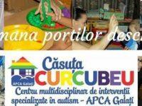 6 ani de luptă cu autismul la Galaţi. 6 ani de APCA Galaţi