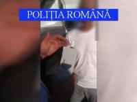 VIDEO. Beat criță, la volan. Aparatul Drager a indicat că șoferul din Republica Moldova avea o alcoolemie de 1,56