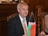 Ambasadorul Belarusului, Andrei Grimkievich, a venit la Galați pentru a discuta despre dezvoltarea colaborării
