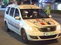 Polițist accidentat de un șofer fără permis