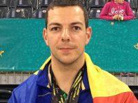 Poliţistul gălăţean Mihai Tâmpeanu a obţinut Medalia de Aur la Campionatul Mondial de Karate Fudokan