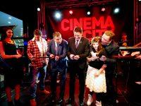 A fost inaugurat Cinema City: 8 săli de cinematograf, cu 1.383 de locuri. În fiecare săptămână vor fi 4-5 premiere