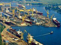 """""""Damen"""" a preluat şi Şantierul Naval de la Mangalia"""