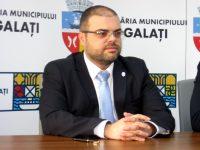 Noul arhitect-șef, Dragoș Buhociu, a renunțat la cariera din București, pentru că este gălățean, fost elev la LVA