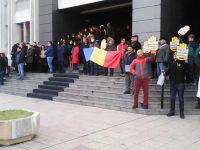 Protest al judecătorilor din Galați față de modificările aduse legilor justiției