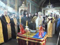 De Ziua Unirii, ÎPS Casian a săvârșit slujba de Te-Deum la Biserica Vovidenia, la care se închina familia Cuza