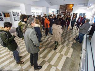 """FOTOGALERIE. Prima proiecție de la Salonul Foto International, """"Underground"""" & """"Toscana"""""""
