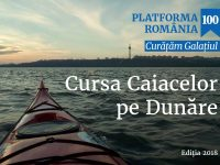 Cursa Caiacelor pe Dunăre, ediția 2018 sau despre redescoperirea potențialului turistic al Dunării