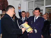 De Ziua Poliției Române, șapte basoreliefuri au fost donate IPJ Galați