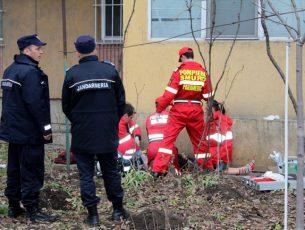 Sinucidere în Țiglina 1. Un tânăr de 26 de ani s-a aruncat de la etajul 9 al unui bloc de pe strada Saturn