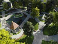 Începe modernizarea Parcului Eminescu