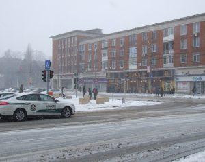 De duminică, revine iarna, cu ninsori și temperaturi de până la minus 8 grade
