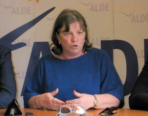 """Norica Nicolai: """"În 5 ani ne vom putea integra într-un proiect de trecere la moneda euro"""""""