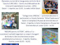 2 aprilie – Ziua Internaţională a Conştientizării Autismului. LIGHT IT UP BLUE: Poartă şi tu ceva albastru în semn se susţinere