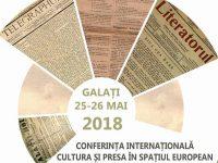 """Universitatea """"Dunărea de Jos"""" găzduieşte în această săptămână Conferința Internațională """"Cultura și presa în spațiul european"""""""